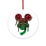 kuuma skull 5 Ornament (Round)