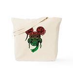 kuuma skull 5 Tote Bag