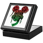 kuuma skull 5 Keepsake Box