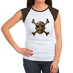 kuuma skull 7 Women's Cap Sleeve T-Shirt