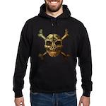 kuuma skull 7 Hoodie (dark)