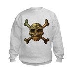 kuuma skull 7 Kids Sweatshirt