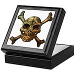 kuuma skull 7 Keepsake Box