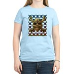 kuuma skull 8 Women's Light T-Shirt