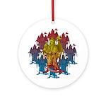 kuuma grimreaper Ornament (Round)