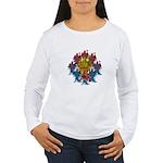 kuuma grimreaper Women's Long Sleeve T-Shirt