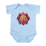 kuuma baphomet Infant Bodysuit