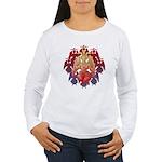 kuuma baphomet Women's Long Sleeve T-Shirt