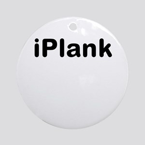 iPlank Ornament (Round)