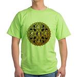 kuumaspiritual Green T-Shirt