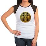 kuumaspiritual Women's Cap Sleeve T-Shirt
