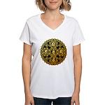 kuumaspiritual Women's V-Neck T-Shirt