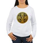 kuumaspiritual Women's Long Sleeve T-Shirt