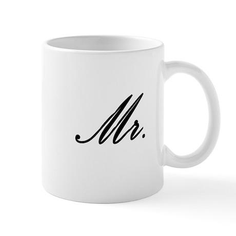 """""""Mr."""" Mug"""