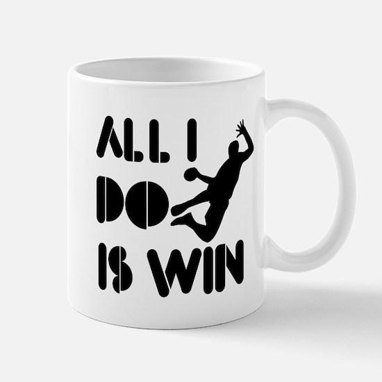 All I do is Win Handball Mug