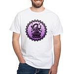 sbake White T-Shirt