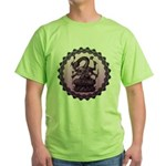 sbake Green T-Shirt