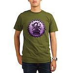 sbake Organic Men's T-Shirt (dark)