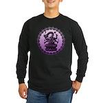 sbake Long Sleeve Dark T-Shirt