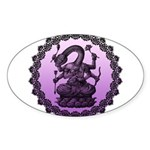 sbake Sticker (Oval)