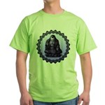 single eye Green T-Shirt