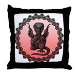cobla Throw Pillow