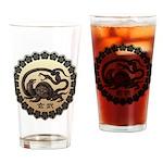 genbu Drinking Glass
