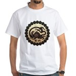 genbu White T-Shirt