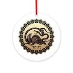 genbu Ornament (Round)