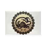 genbu Rectangle Magnet (10 pack)