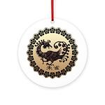 sujaku Ornament (Round)