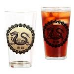 seiryu Drinking Glass