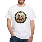 seiryu White T-Shirt
