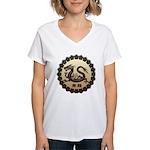 seiryu Women's V-Neck T-Shirt