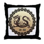 seiryu Throw Pillow