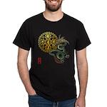 dragon mandala 1 Dark T-Shirt