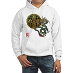 dragon mandala 1 Hooded Sweatshirt