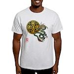 dragon mandala 1 Light T-Shirt
