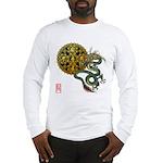 dragon mandala 1 Long Sleeve T-Shirt