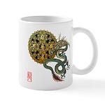 dragon mandala 1 Mug
