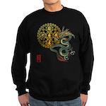 dragon mandala 1 Sweatshirt (dark)