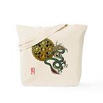 dragon mandala 1 Tote Bag