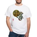 dragon mandala 1 White T-Shirt