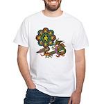 ryu bonji 1 White T-Shirt