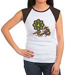 ryu bonji 1 Women's Cap Sleeve T-Shirt