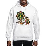 ryu bonji 1 Hooded Sweatshirt
