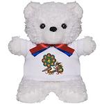 ryu bonji 1 Teddy Bear