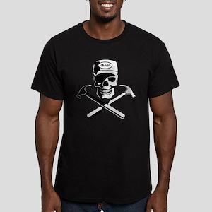 Carpenter of the Caribbean Men's Fitted T-Shirt (d
