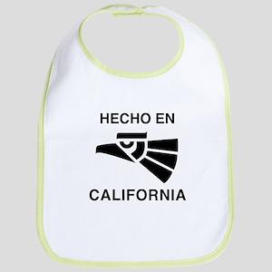 Hecho en California Bib