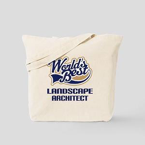 Landscape Architect Gift Tote Bag